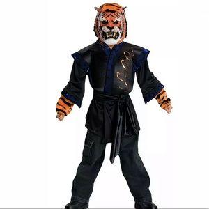 🆕 Rubie's HorrorLand TIGER Child Costume Boy 8-10